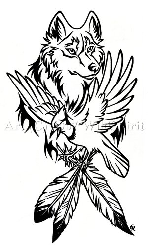 Wolf_And_Blue_Jay_Tattoo_by_WildSpiritWolf.jpg